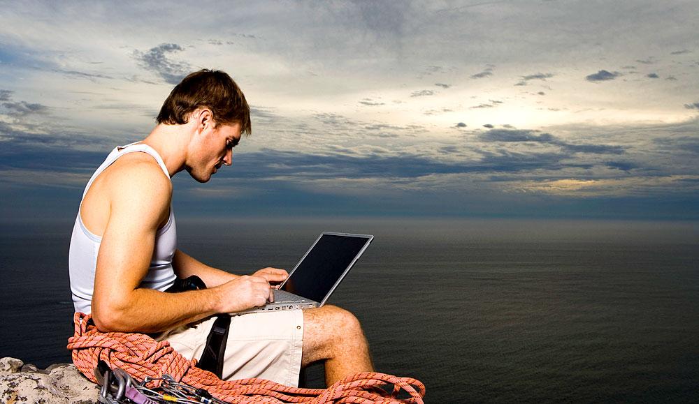 Echte Blogger bloggen selbst