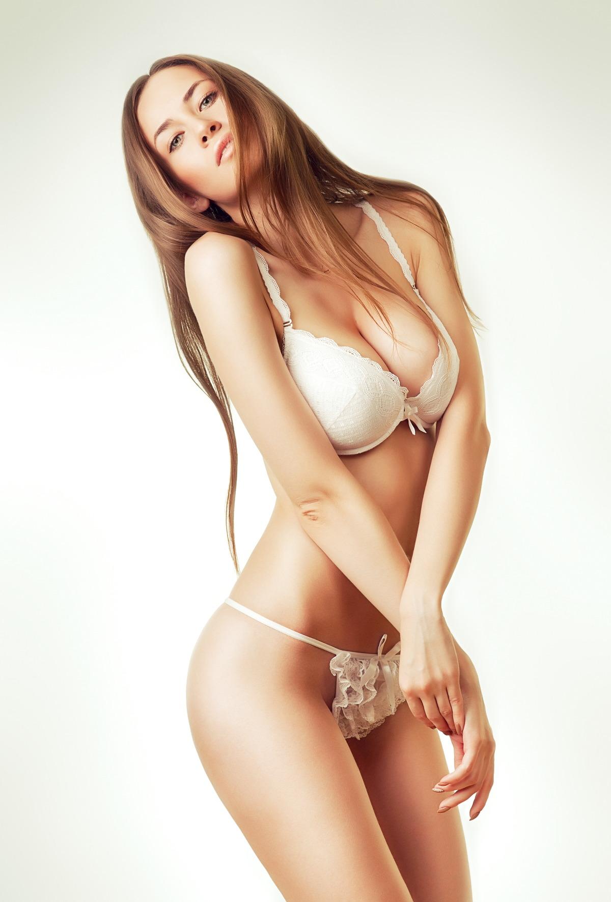 Sexy Girl zeigt sich