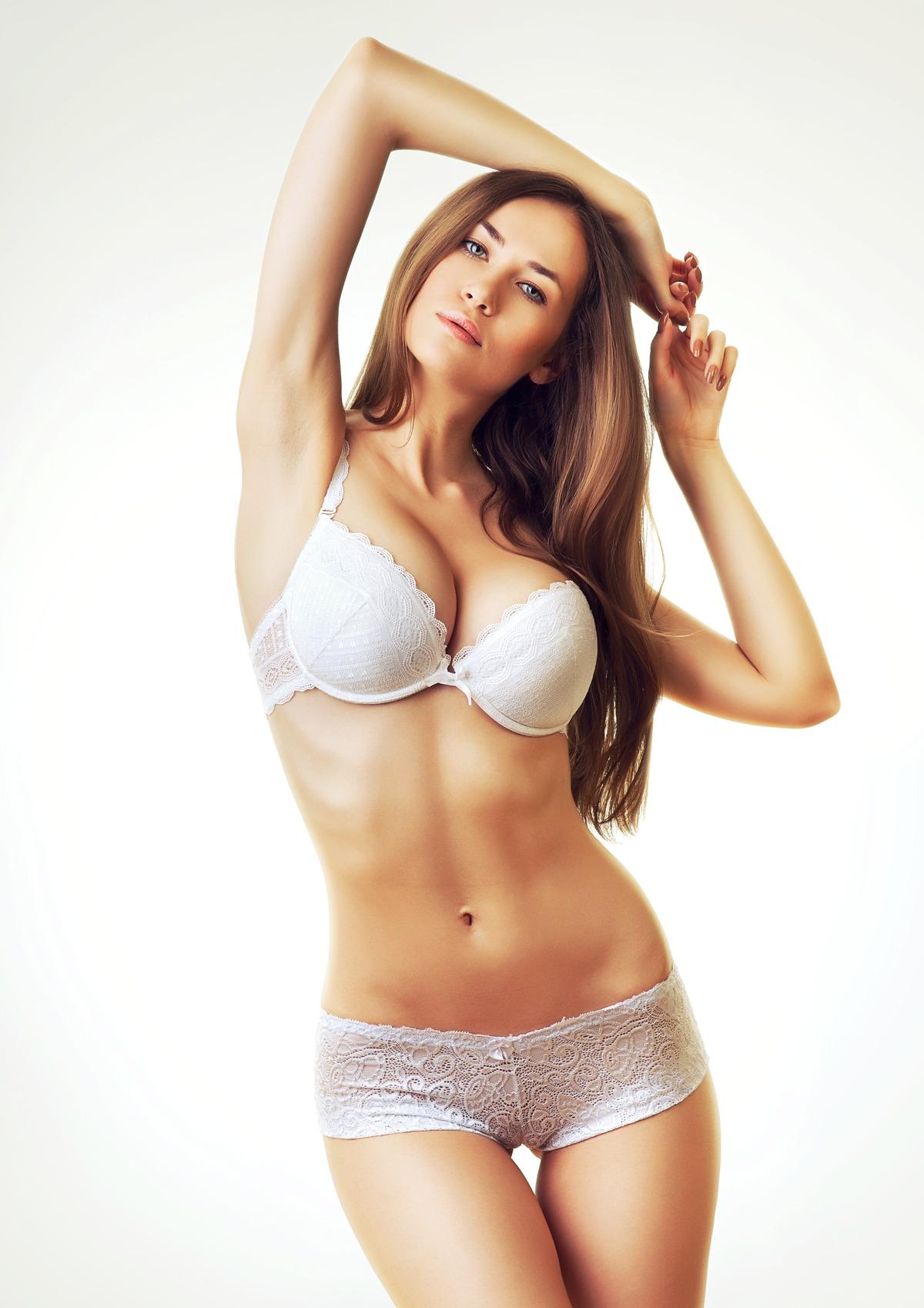 Sexy sportliches Girl