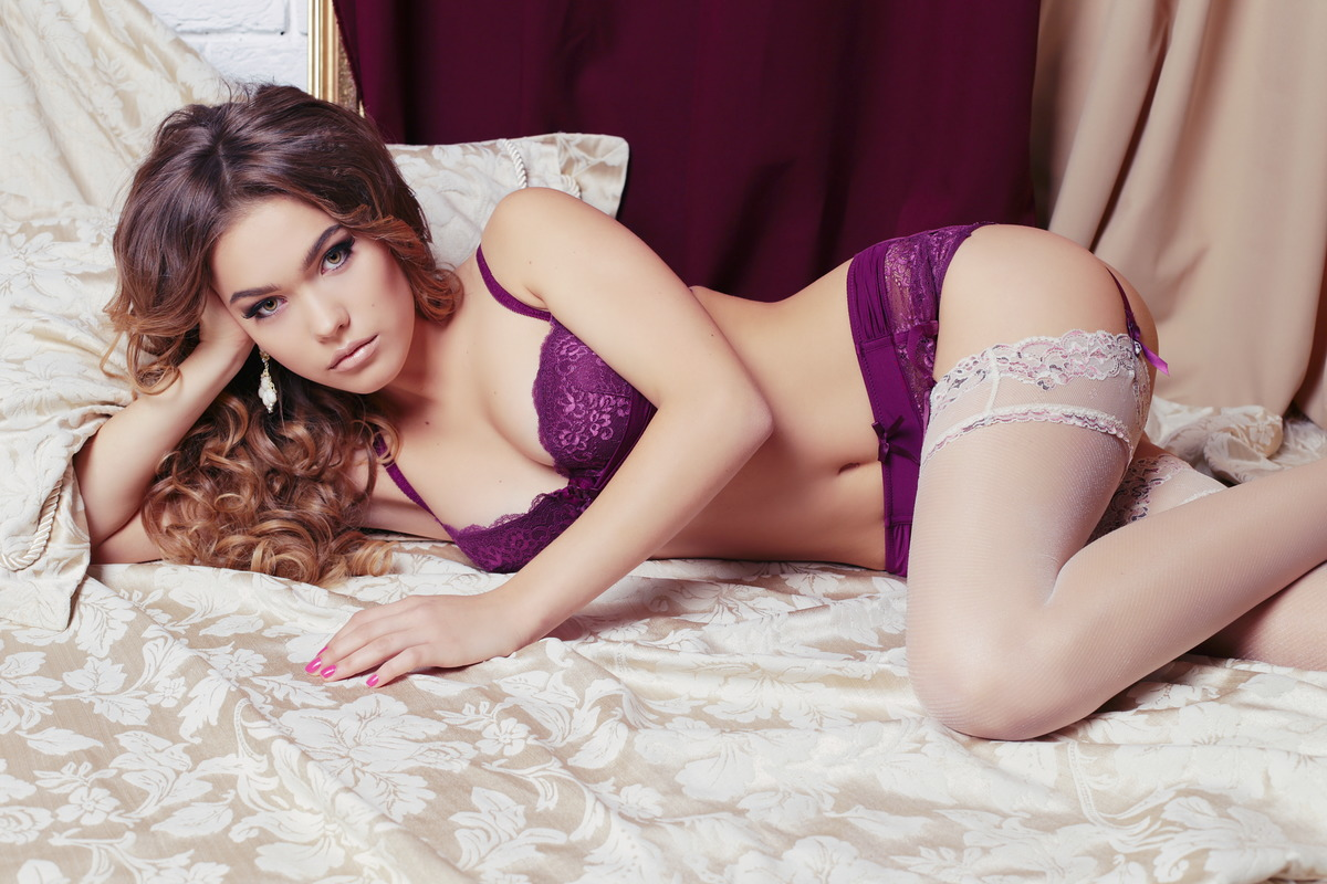 Sexy Glamour-Girl