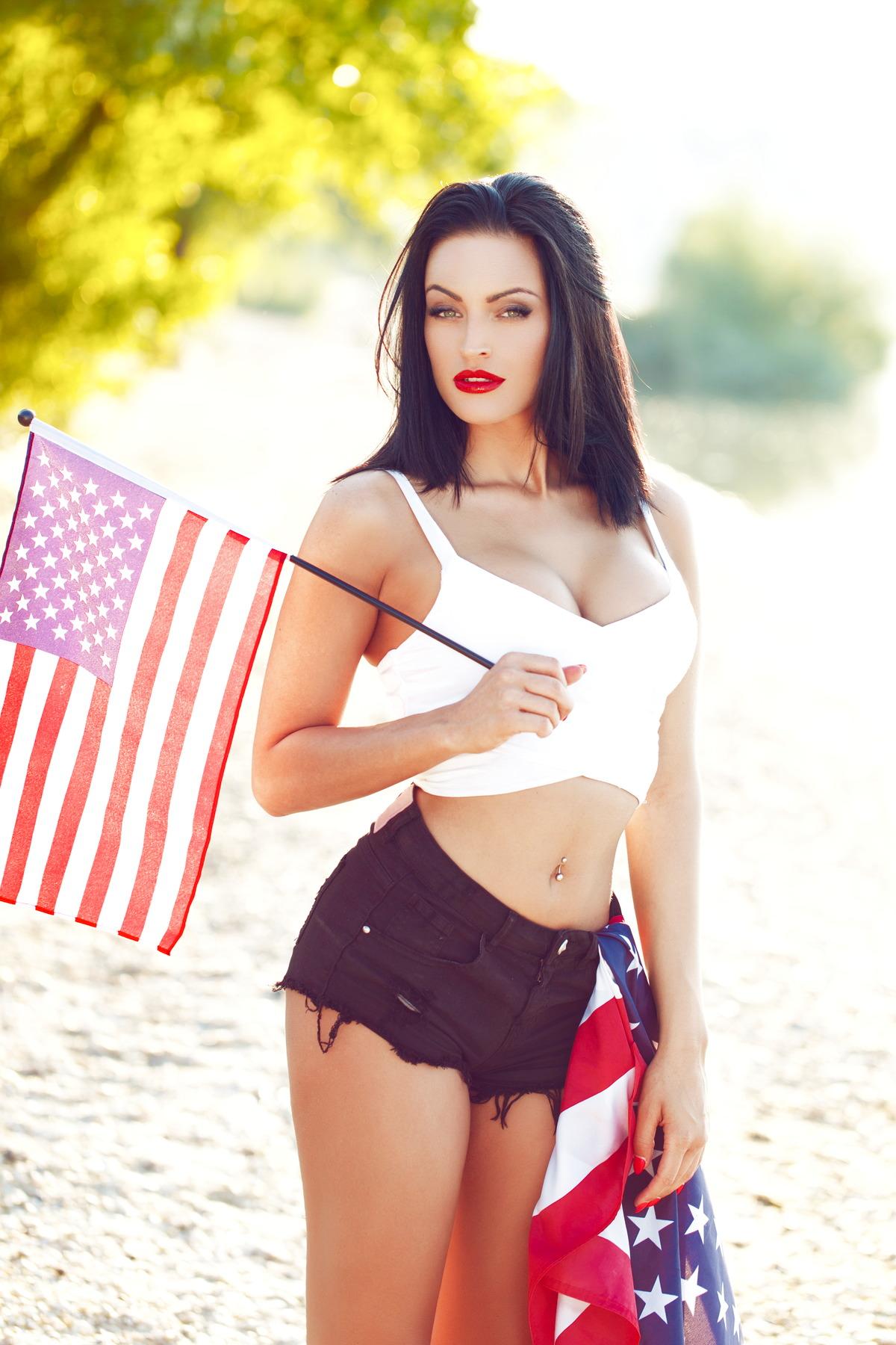 Sexy US-Girl