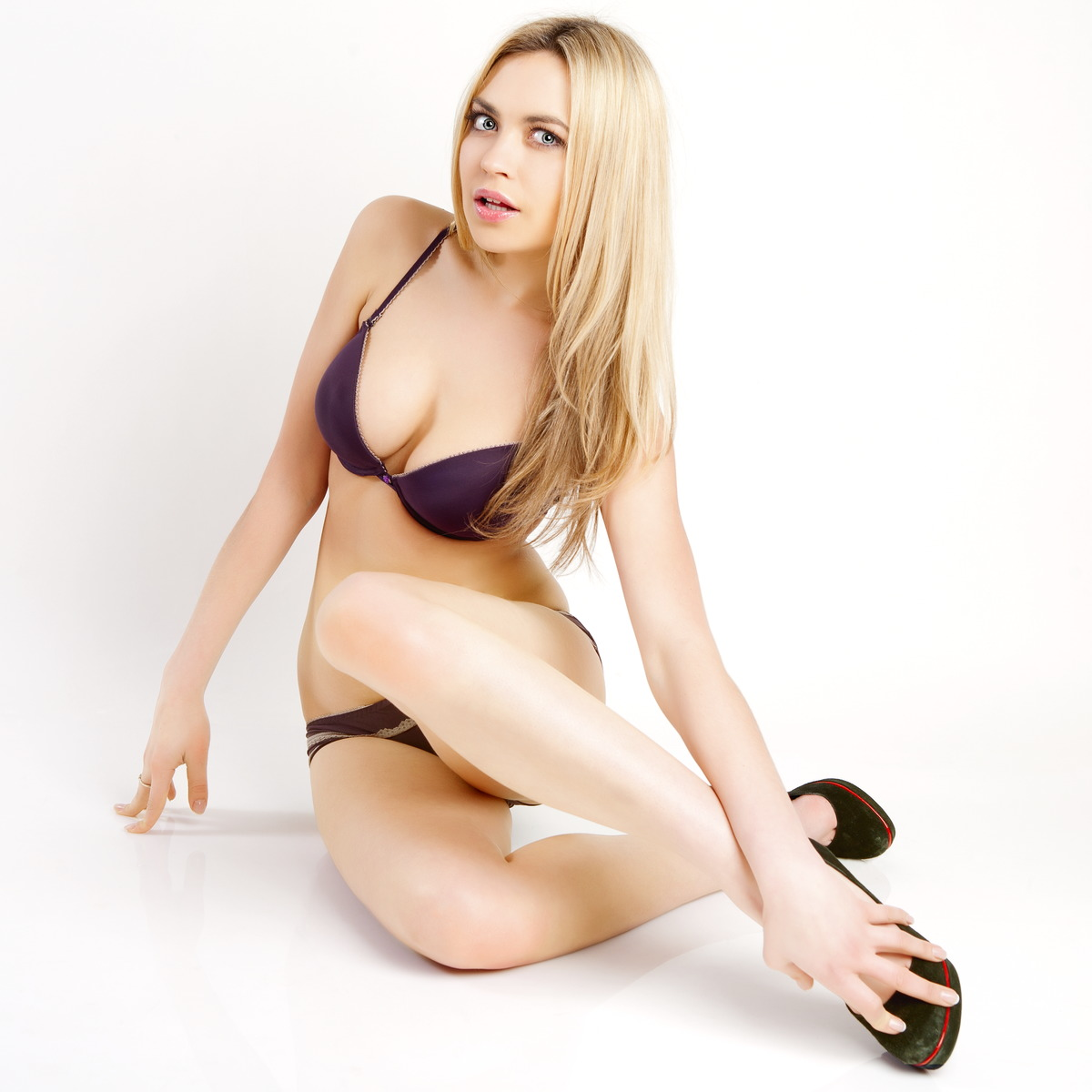Sexy blondes Girl