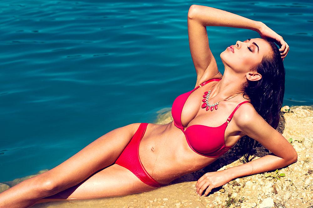 Sexy Bikini-Girl