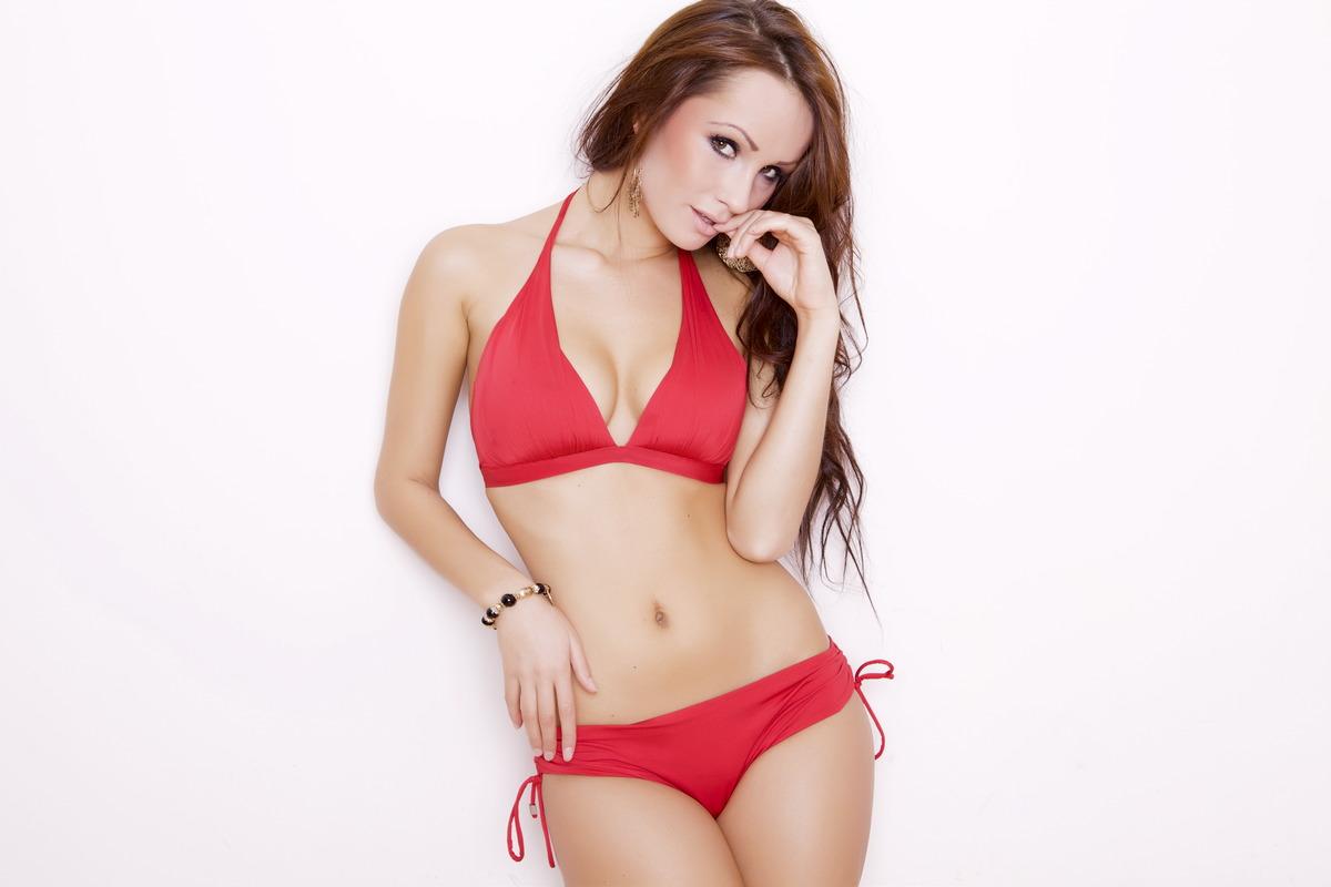 Sexy Girl im Bikini