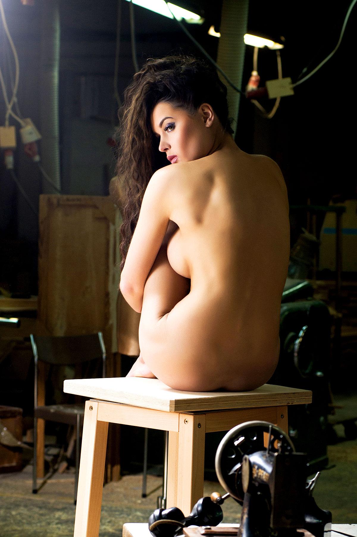 Sexy Kurvengirl