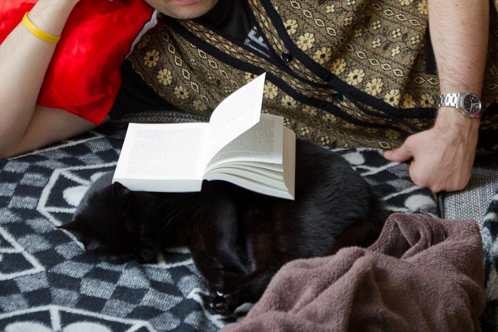Beim Lesen kommt es auf die richtige Unterlage an