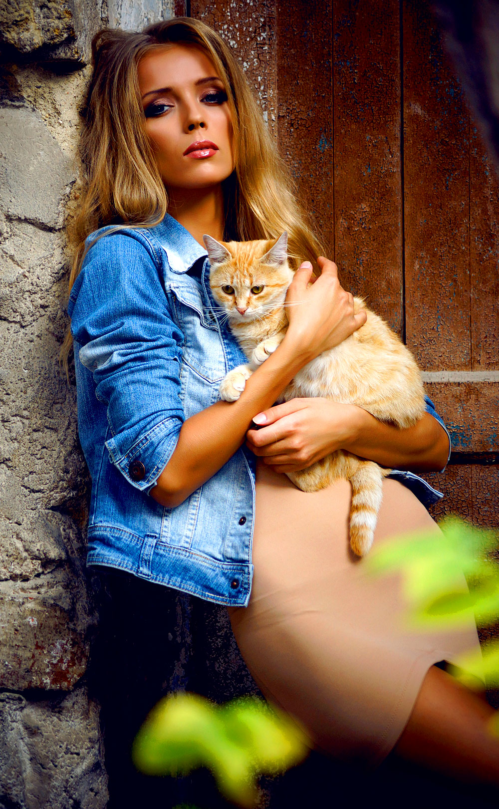 Katzen als Frauenmagnet