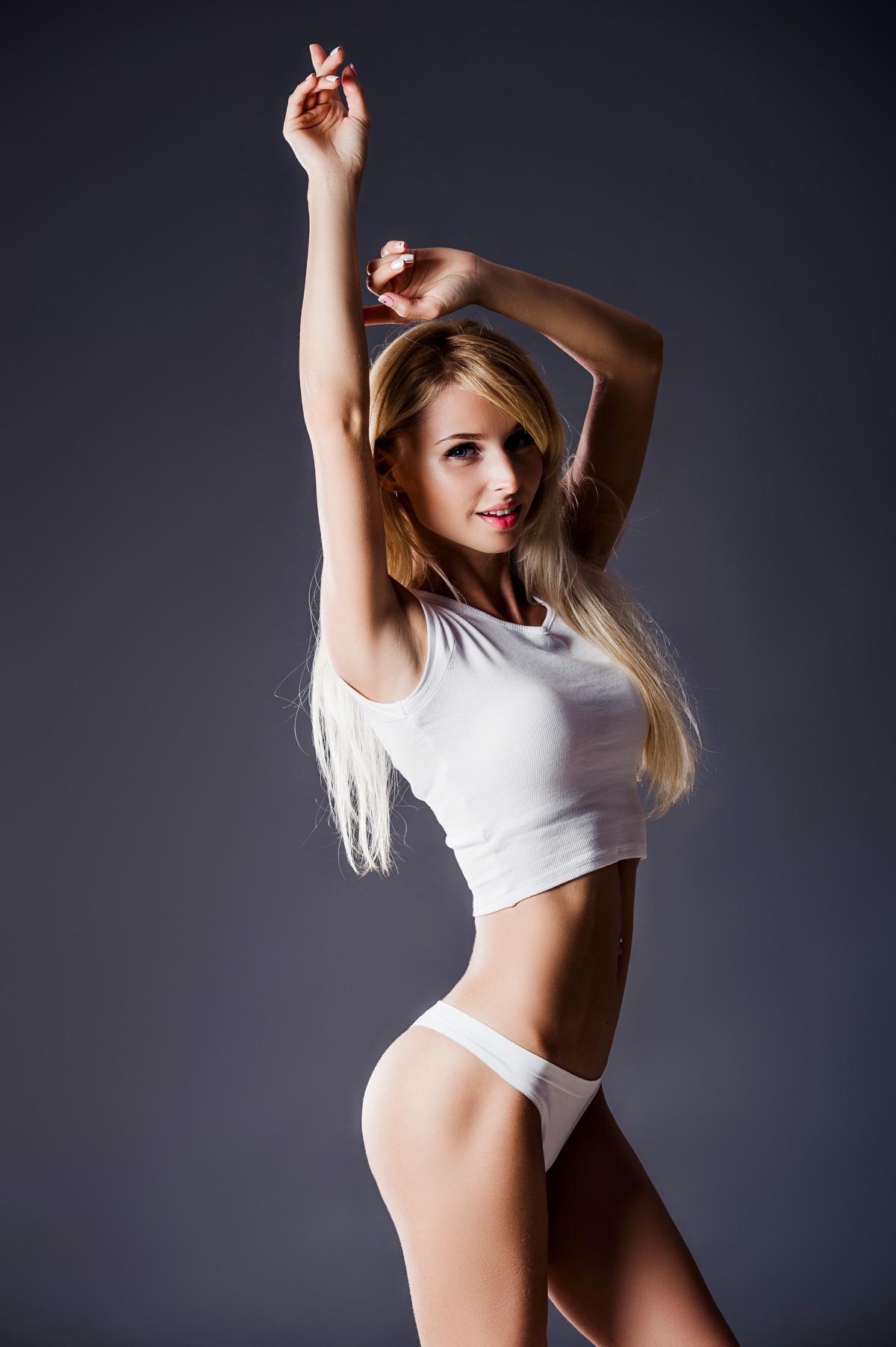 Sexy zartes Girl